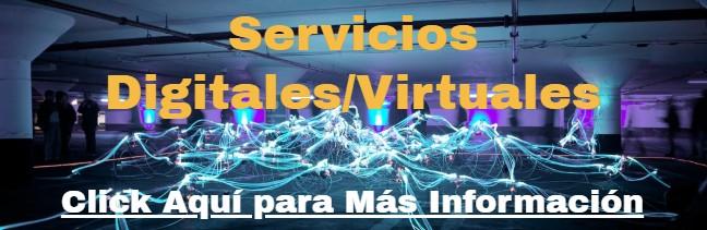 Más Información Servicios Digitales/Virtuales de Investigación de Mercado en Latinoamérica y Brasil